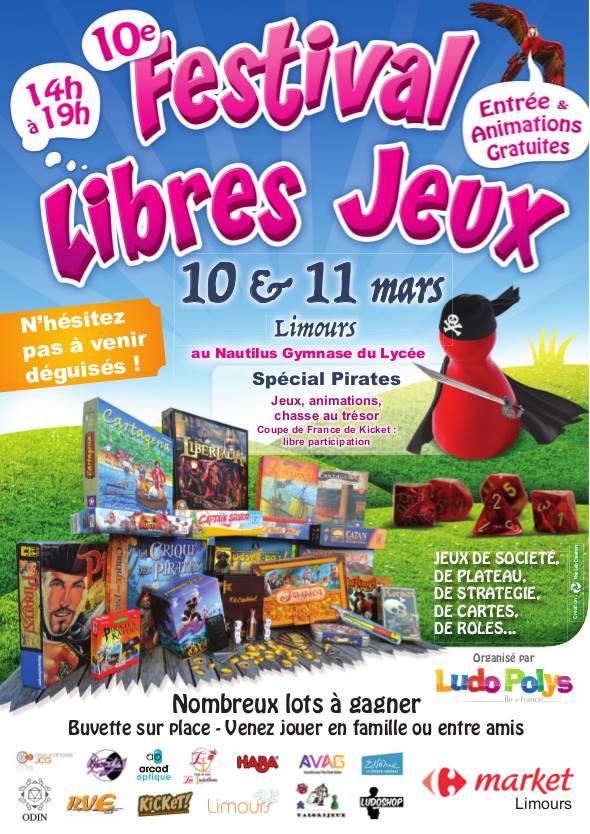 Festival libres jeux 2016