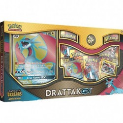 Coffret Pokémon SL 7.5 Majesté des Dragons - Drattak GX
