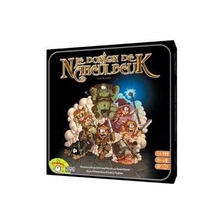 Le Donjon de Naheulbeuk - Jeux de societe