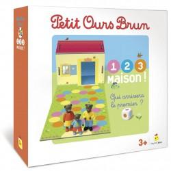 Petit Ours Brun - 1,2,3, Maison !
