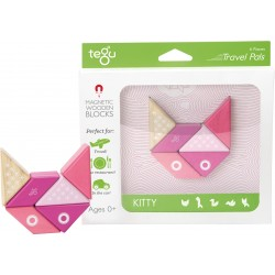 Tegu Classic Pocket 6 Pièces - Kitty