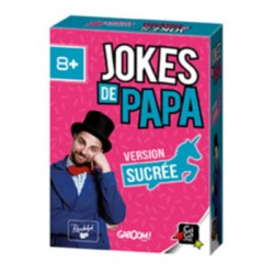 Jokes de Papa - Version Sucrée