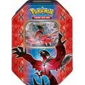Pokebox Boîte Métal Noël 2013 - Pokemon Yveltal-EX