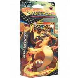 Starter Pokémon Soleil et Lune 9 - Duo de Choc - Flamme incessante