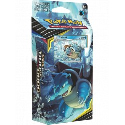 Starter Pokémon Soleil et Lune 9 - Duo de Choc - Canon Torrentiel