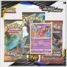 Pack Pokémon Soleil et Lune 9 - Duo de Choc - Deoxys