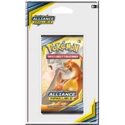 Booster Pokémon Soleil et Lune 10 - Alliance Infaillible - Sous Blister