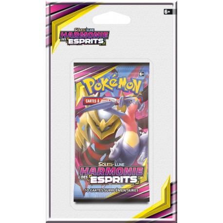 Booster Pokémon Soleil et Lune 11 – Harmonie des Esprits - Sous Blister