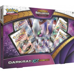 Coffret Pokémon SL 3.5 Légendes Brillantes - Darkrai-GX - VF