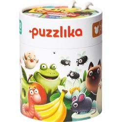 Puzzle - Ma nourriture