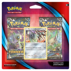 Pack de 2 Boosters Pokémon - Soleil et Lune - Bamboiselle