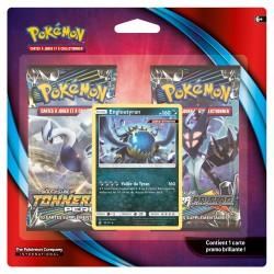 Pack de 2 Boosters Pokémon - Soleil et Lune - Engloutyran