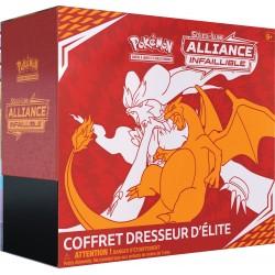 Coffret Pokémon Dresseur d'Elite SL 10 - Alliance Infaillible