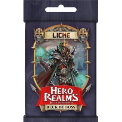 Hero Realms - Deck de Boss - Liche VF