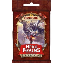 Hero Realms - Deck de Boss - Dragon VF