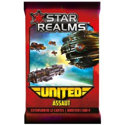 Star Realms - Booster United VF - Assaut