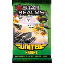 Star Realms - Booster United VF - Missions