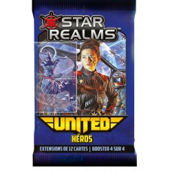Star Realms - Booster United VF - Héros