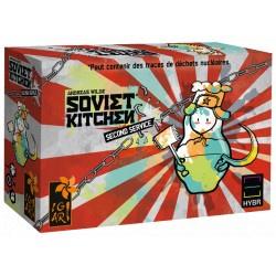 Soviet Kitchen - Second Service