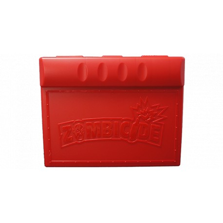 Zombicide - Storage Box - Red
