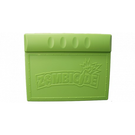 Zombicide - Storage Box - Green