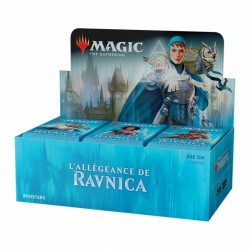 Magic the Gathering : L'Allégeance de Ravnica - Boite de 36 Boosters - VF