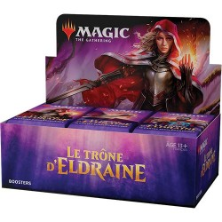 Magic the Gathering : Le Trône d'Eldraine - Boite de 36 Boosters - VF