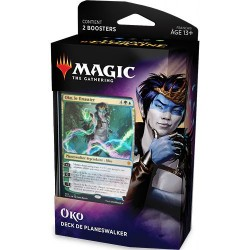 Magic the Gathering : Le Trône d'Eldraine - Planeswalker Deck - Oko