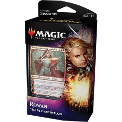 Magic the Gathering : Le Trône d'Eldraine - Planeswalker Deck - Rowan