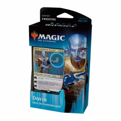 Magic the Gathering : L'Allégeance de Ravnica - Planeswalker Deck - Dovin