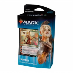 Magic the Gathering : L'Allégeance de Ravnica - Planeswalker Deck - Domri