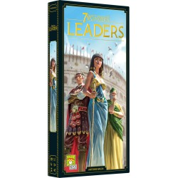 7 Wonders - Nouvelle Édition - Leaders