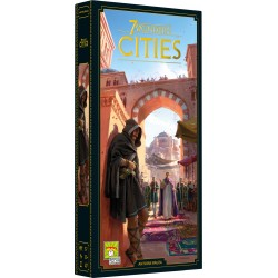 7 Wonders - Nouvelle Édition - Cities