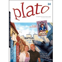 Plato Magazine n°34
