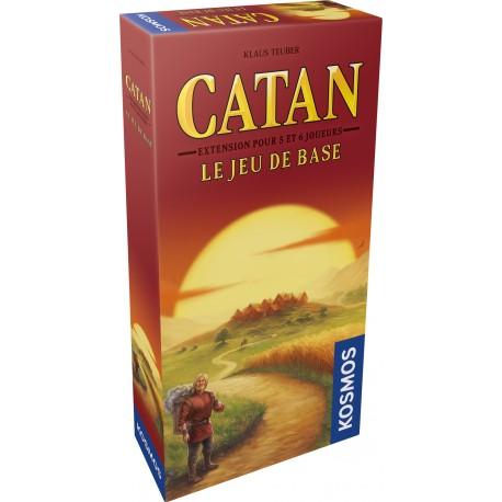Catan - Extension 5 - 6 joueurs