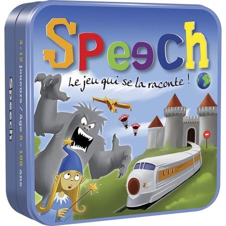 Speech - Jeux de société