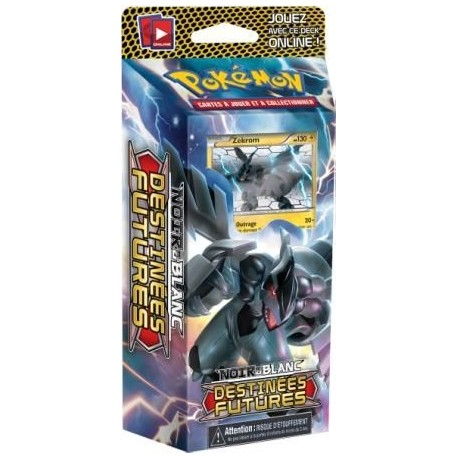 Starter Pokemon - Destinées Futures - Vortex Voltaique