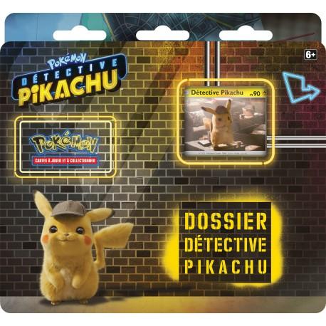 Pokémon Détective Pikachu - Pack 3 boosters