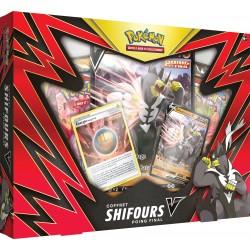 Coffret Pokémon Pâques 2021 - Coffret Shifours Poing Final-V