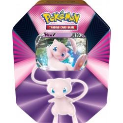Pokebox Boîte Métal Février 2021 - Pokemon Mew-V