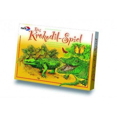 Le jeu du Crocodile - Das Krokodil-spiel