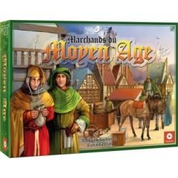 Marchands du Moyen Âge