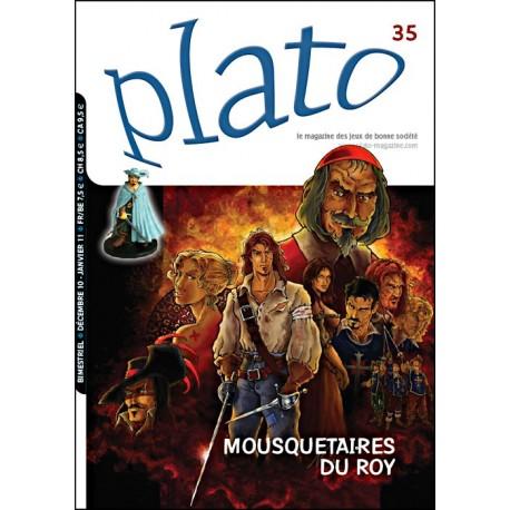 Plato Magazine n°35