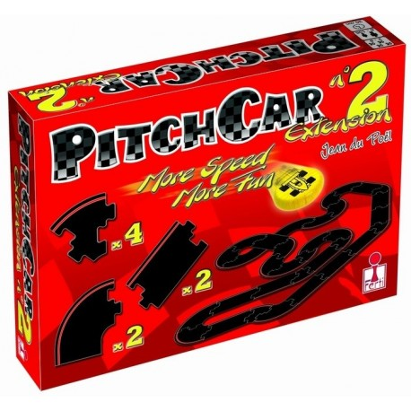 Pitchcar - Extension n°2