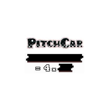 PitchCar - Longues lignes droites