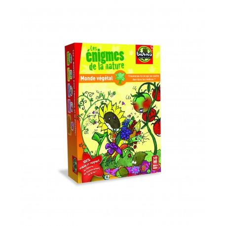 Enigmes Nature - Monde Végétal