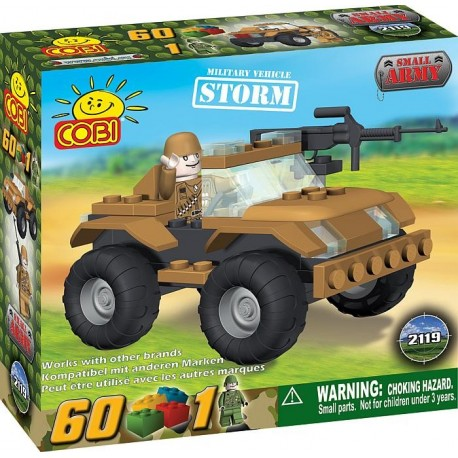 Small Army : Storm