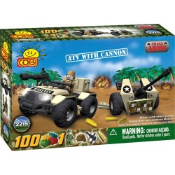 Small Army : ATV avec canon