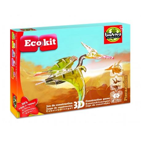 Ecokit - Pteranodon - Jeux de construction 3D