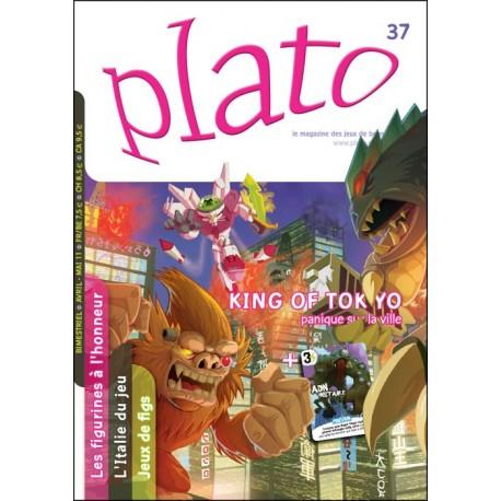 Plato Magazine n°37